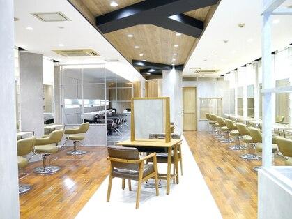 アース 目黒店(HAIR & MAKE EARTH)の写真