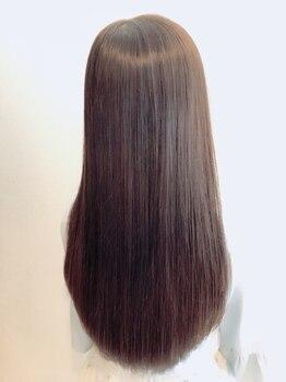 ルガーロ(Lugalo)の写真/健やかで美しい髪に必要な「強度」「弾力」「保湿」を髪の内側からケアして、目指せ魅せ髪美人へ…☆