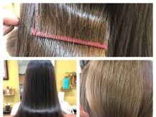 ヘアサロン ドンナ 香芝下田(DONNA)の雰囲気(『美髪』に導く、髪質改善が得意◎感動をお届けします。)