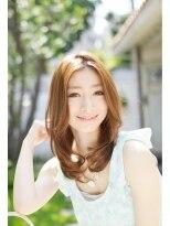 ヘアーリゾート ラヴィニール 新宿東口店(Hair Resort L´avenir)☆☆セレブシフォンカール☆☆