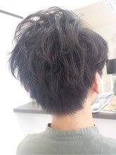 ノイエ (Hair salon Noie)マッシュパーマ