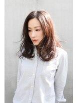 ブリック ヘアアンドスパ 松山(BRICK HAIR&SPA)オトナニュアンスカジュアル☆