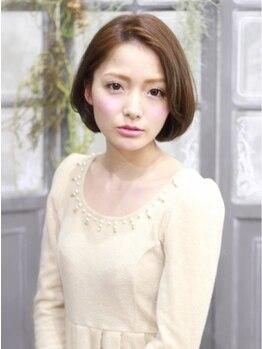 """ティエル(Tieru)の写真/""""Tieru""""のフレームワークカット♪女性をより魅力的に見せるのは顏周りのカットがポイント☆"""