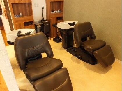 サロン ド ラクサージュ(salon de Luxage)の写真