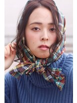 トプカピ(TOPCAPI)scarf arrange