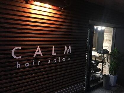 カルム(calm)の写真
