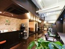 福岡美髪研究所クノップス(knops)の雰囲気(落ち着いた空間でバタバタせずにゆったりと施術を受けられます。)