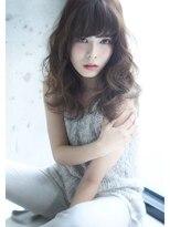 リリースセンバ(release SEMBA)release SEMBA『ファジーに楽しむ♪ラフウェーブロング☆』