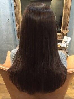 ツリーヘアサロン(Tree Hair Salon)の写真/[学芸大学2分]伸ばしっぱなしはNG!髪をキレイに伸ばしたい人におすすめ◎素髪を美しく見せる絶妙カット☆