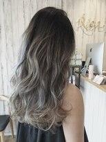 ヘアーサロン リアン 鴻巣店(hair salon Rien)外国人風グラデーションカラー♪