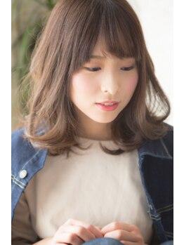 ボーズ(boozu)の写真/素敵なスタイル・可愛いデザインが長持ちする秘密は【boozu】☆あなたの魅力引き出します♪