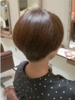 ネクサス ガーデン 船橋日大前駅店(NEXUS-Garden)の写真/日本で取り扱いできるサロンは1%のみ!希少性の高いツヤ髪Trを使用◎質感を整える毛髪改善も大好評!