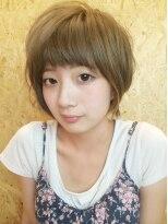 ジールヘアー(zeal hair)Cute Japan Women's shorts hair