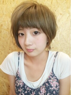 ジールヘアー(zeal hair) Cute  Japan  Women's  shorts hair