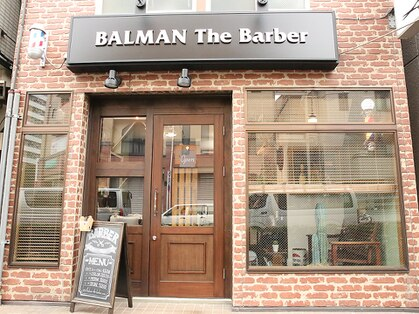 バルマン ザ バーバー(BALMAN The Barber)の写真