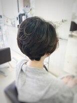 クール ヘアー ギャラリー 神明町店(COOL Hair gallery)フワボブ◇