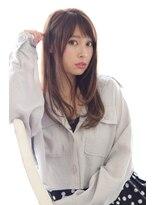 ヘアリゾート ブーケ(hair+resort bouquet)【小顔レイヤー×サラ艶ストレート】