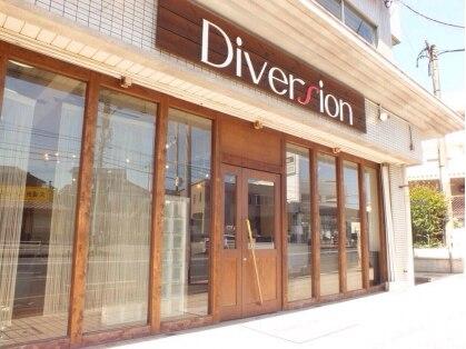 ディバージョン(Diversion)の写真