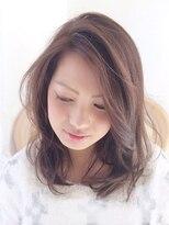 パーフェクトビューティーイチリュウ(perfect beauty ichiryu)ふんわりかき上げセミロング