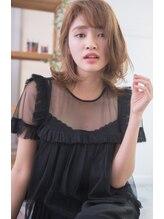 ヘアサロン リコ(hair salon lico)☆グレージュミディ☆【hair salon lico】03-5579-9825
