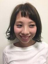 ヘアーデザイン エアージーモ(Hair design Air G mo)ボブ