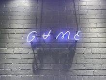 GAMEのこだわり空間【ネオンサインの看板『GAME』】