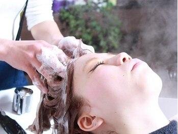 エミュ(emu)の写真/資生堂フェンテフォルテ/Aujua/フューチャーサブライム…豊富なSpaで好みの髪質へ♪TOPスパニスト在籍!