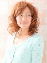 オーガニックサロン フェイス 梅田店(organic salon face)フワフワ★エアーウエ-ブ