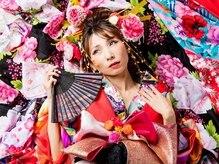 ヘアメイクスタジオナンバースリーの雰囲気(色っぽい魅力の花魁スタイル。一度体験してみませんか?)
