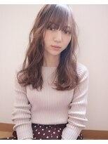 シキオ ヘアデザイン(SHIKIO HAIR DESIGN FUK)ヌーディベージュ