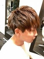オムヘアーツー (HOMME HAIR 2)#ハイトーン #ツーブロマッシュ #Hommehair2nd櫻井