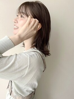 キアラ(Kchiara)の写真/【九州支持率No.1】高いカット技術が必要な『ショート』が得意◎伸びても綺麗にまとまり,持ちの良いStyleに