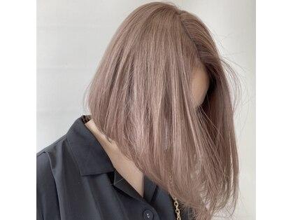 レガシーヘアーデザイン(Legacy hair design)の写真