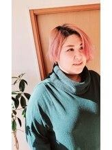 ヘアーアンドメイク ペリドット(hair&make Peridot)平川  美里