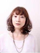 アトリエ ヘア デザイン コル(atelier hair design COR)軽やかヌーディーカール