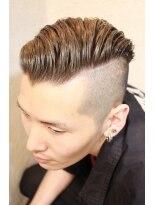 ディスパッチヘアー 甲子園店(DISPATCH HAIR)ハード刈上げ