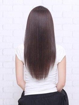 ジュリアンマーラ(Julien Mara)の写真/大人気の髪質改善☆ダメージやなりたい髪質にあわせたヘアケアで毛先までキレイなスタイルに!