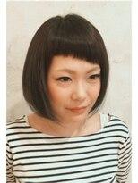 ボヌールヘア(BONHEUR HAIR)ボヌールヘアー 綾瀬【YUKIE】COOL BOB
