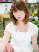 大人かわいい☆ミックスカール