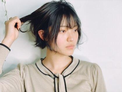 ジル ヘアデザイン ナンバ(JILL Hair Design NAMBA)の写真