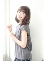 アンアミ オモテサンドウ(Un ami omotesando)【Unami】 エアウェーブカール×うぶバング 島田梨沙