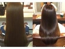 一人一人の髪に合わせたトリートメントを・・・【髪質改善】【トリートメント専門店】