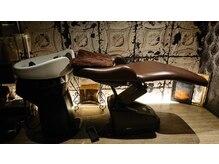 アース 二俣川店(HAIR&MAKE EARTH)の雰囲気(特別感のある個室で極上ヘッドスパ。)