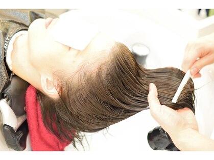 オルオルヘアー (oluolu hair)の写真
