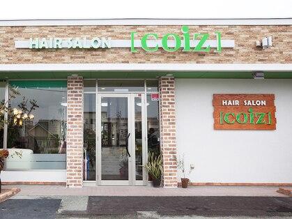 美容室 コイズ(coiz)の写真