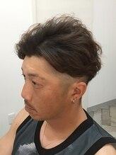 カプセルヘアーサロン(CAPSELL Hair Salon)メンズパーマ