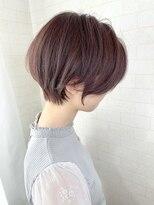 アルマヘア(Alma hair)大人かわいい☆ショートパーマ