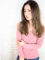 ヘアーブランド リンク 三宮店(HAIR BRAND Link)【Link】グラデーションラフウェーブ