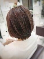 クール ヘアー ギャラリー 神明町店(COOL Hair gallery)ひし形美シルエット☆