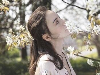ガレリアエレガンテウエスト 名古屋WEST(GALLARIA Elegante)の写真/【ヨーロッパ機関ICEAのオーガニック認証100%取得】美しい髪の為に本物のオーガニックという新しい選択肢を